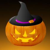 Halloween Zipper Screen Lock 1.1