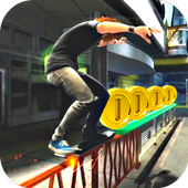 Action Skater Game 3D!Nice Action GamesAction