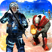Galaxy Troopers Special Ops - Robots War Survival 1.0