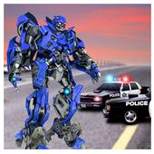 US Police Transform Robotic Battle 1.3
