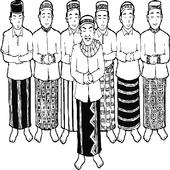 Adab Sholat Berjamaah 1.3
