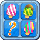 Memory Match Ice Cream 1.0