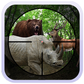 Jungle Animals Sniper Hunting