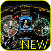 Speedometer NEW Live Wallpaper 1.0