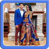 African Couple Fashion Ideas 1.0