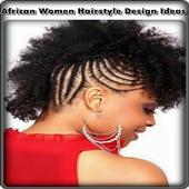 African Women Hairstyle Design Ideas 1.0