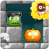 Halloween Monsters Puzzle 5