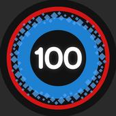 100 Circles: Pop Color Switch 1.0