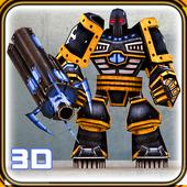 Robot War Future Battle Action 1.0