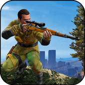 Sniper War Action Shooting in Jungle 1.0