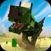 Amazing Dinosaurs Mod for MCPE 1.0