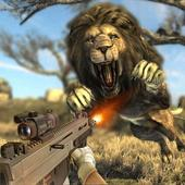 Lion Hunter Wild safari Hunt Deer Sniper Shooter 1.0