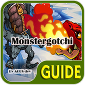 Monstergotchi guideApp 1.0