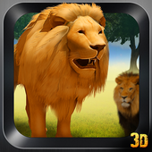 Real Lion Attack Simulator 3D 1.0.1