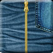 Jeans Zipper Screen Locker 1.1