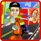 Pizza Delivery Boy & Cooking 1.0