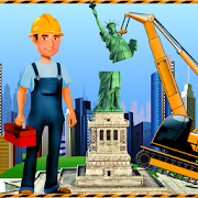 Statue of Liberty Construction – Monument Builder 1.0
