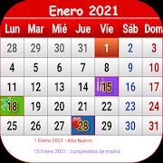 Mexico Calendario 2019 1.26