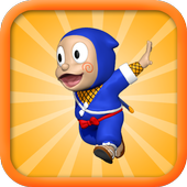 Clumsy Nin Escape: Ninja Game 1.0