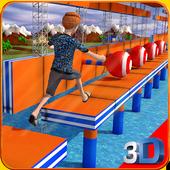 Stuntman Run - Water Park 3D Stunt Legendary Race 1.0.1