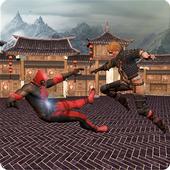 Grand Superheroes Vs Ninja Warrior Kungfu Fighting 1.1