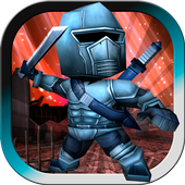 Ninja Hero Space Legends Saga 1.04