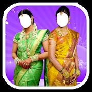 Women Bridal Saree Editor 1.6