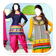 Women Patiala Dress Suit FREE 1.5
