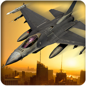 Jet Fighter Dogfight Chase 3D 1.7