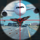 Airport Sniper Birds Hunting - Aviation Shooter 3D 1.0