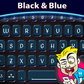 A.I. Type Black and Blue א 2.5