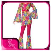 1960s Hippie Fashion 1.0