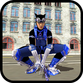 Super Cat Girl Crime Battle 1.1