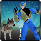 Multi Claw Blade Wolf Hero vs Czarnian Villain 1.0