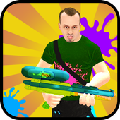 Paintball Shooting Combat Arena 1.1