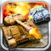 Clash of sim :Battle  Miltery Real Tank War 2018 1.0