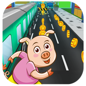 Peppa Subway Pig Surf Climber 1