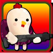Platform game - Chicken