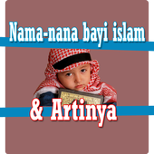 Nama Bayi Islam Serta Artinya 1.0