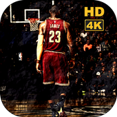 NBA HD Basketball Wallpaper 300 Icon