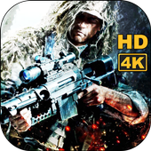 Sniper HD Gun Shooter Wallpapers 5.0.0