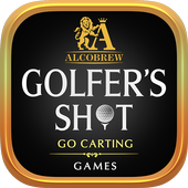 Golfer's Shot Go Carting 1.3