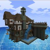 Medieval Buildings Blueprints 3.1