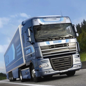 Puzzle funs DAF XF Truck 1.0
