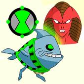Fish Alien Run Jump Game 1.0