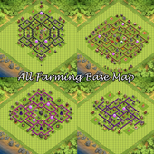 Top All Farming Base Layouts 1.0