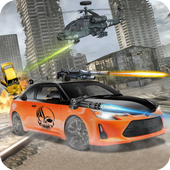 Death Racer Cars Shooting Rivals 1.0