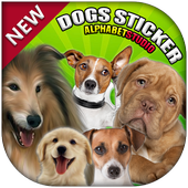 Funny Dogs Photo Sticker 1.1