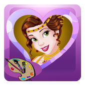 Princess Coloring Pages 1.01