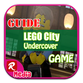 Guide LEGOCity Undercover Game 1.0